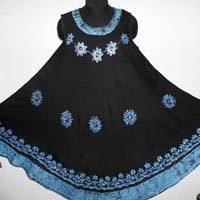 Fancy Batik Dress