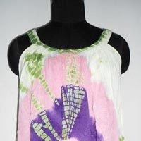 Cotton Fashion Dress