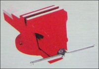 Cast Iron Bench Vice Fixed Base Economy Model (Gt-5003)