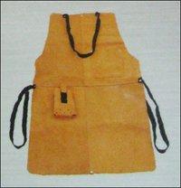 Split Leather Welding Apron (Gt-8005)