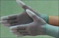 Pu Finger Tip Coated Gloves