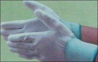 Palm Pu Coated Nylon Gloves