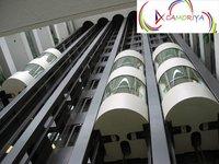 Capsule Glass Elevator Lift