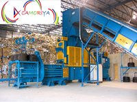 Fully Automatic Online Baling Press
