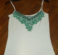 Embroidered Tank Tops