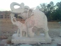 Decorative Elephant Statues