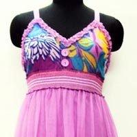 Stylish Printed Dress