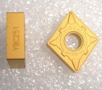 ZCCCT CNC Tungsten Carbide Inserts (CNMG)