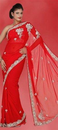 Bridal Wedding Saree