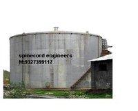 Molasses Ms Storage Tank