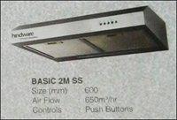 Straight Line Hoods (Basic 2m Ss)