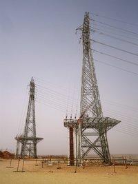 Three Circuit Terminal Tower Installation Service