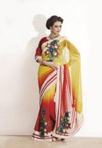 Stunning Stylish Saree