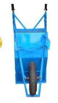 Industrial Single Tyre Wheel Barrow