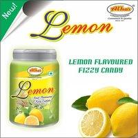 Lemon Fizzy Candy