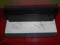 Chart Recorder Ribbon Cassettes