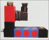 Spool Type Single Solenoid Valve