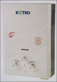 Gas Water Heaters (6/10/16 Liters)