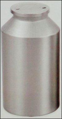 Aluminium Bullet Container (15 Ltr)
