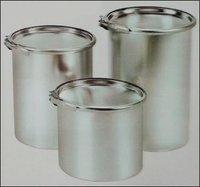 Aluminium Hobbock Container (25 Kg)