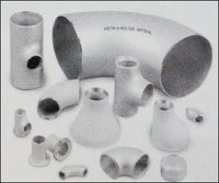 Stainless Steel Tee And Reducers