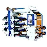 6 Color Flexo Printing Press