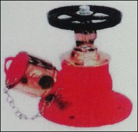 Single Headed Landing Valve