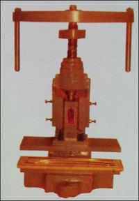 Fly Press Die Cutting Machine
