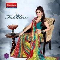 Party Wear Female Saree
