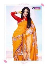 Stylish Female Saree