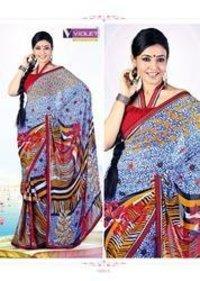 Female Stylish Saree