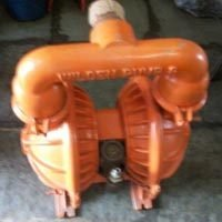 Welden Air Operated Transfer Hydraulic Pump