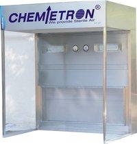 Solvent Dispensing Chamber