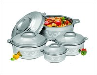 Stainless Steel Silver Hotpots