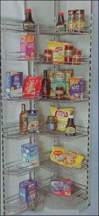 Kitchen Pantry Unit (12 Basket)