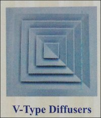 V-Type Diffusers