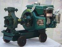 4 HP AC Vertical Diesel Engine