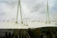 Tensile Fabric Structure (TFS-04)