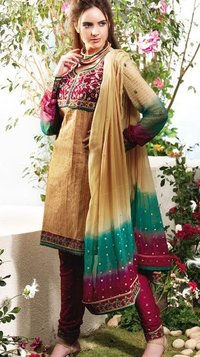 Ladies Churidar Suits