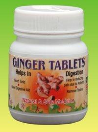 Ginger Tablet