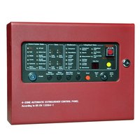Conventional Fire Alarm Panel System