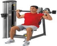 Cybex Vr1 Shoulder Press