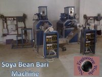 Soya Chunks And Soya Bean Bari Extruder