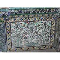 Glass Inlay Wall Panels