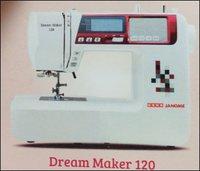 Dream Maker 120 Automatic Sewing Machine