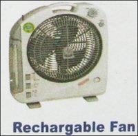 Rechargeable Fan