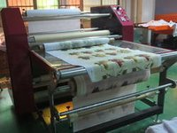 Roller Sublimation Transfer Printing Machine