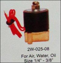 Solenoid Valves (2w-025-08)