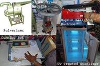 Sanitary Napkin Machine