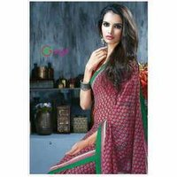 Fashionable Party Wear Saree